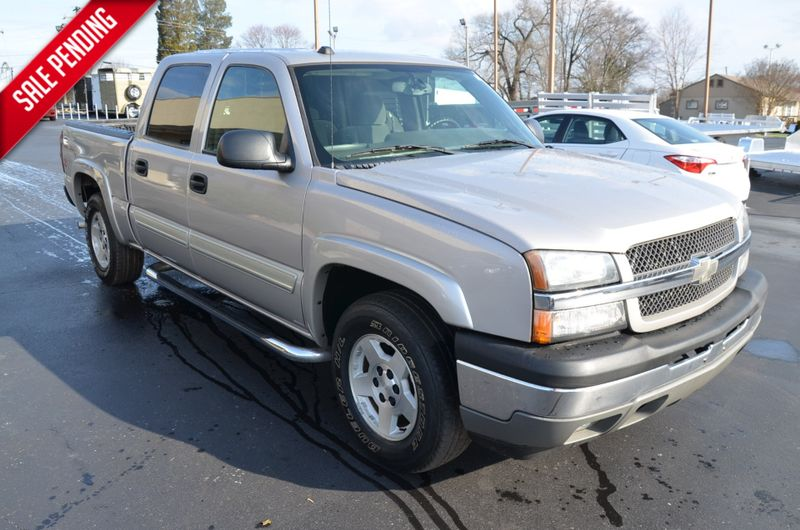 2005 Chevrolet Silverado 1500 Z71  in Maryville, TN