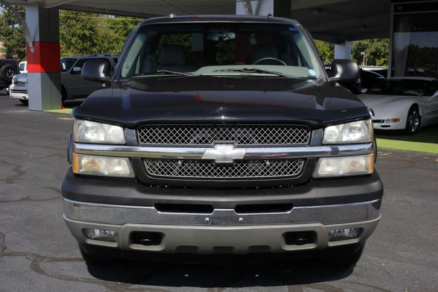 2005 Chevrolet Silverado 1500 Z71 EXT CAB 4X4 - LEATHER BUCKETS - MICHELINS! Mooresville , NC 14