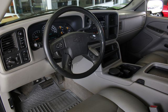 2005 Chevrolet Silverado 1500 Z71 EXT CAB 4X4 - LEATHER BUCKETS - MICHELINS! Mooresville , NC 28