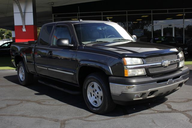 2005 Chevrolet Silverado 1500 Z71 EXT CAB 4X4 - LEATHER BUCKETS - MICHELINS! Mooresville , NC 20