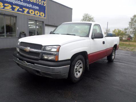 2005 Chevrolet Silverado 1500 Work Truck | North Ridgeville, Ohio | Auto Liquidators in North Ridgeville, Ohio