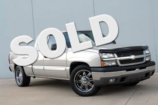 2005 Chevrolet Silverado 1500 LS Plano, TX