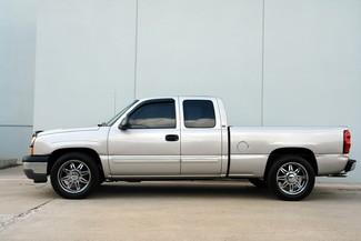 2005 Chevrolet Silverado 1500 LS Plano, TX 4