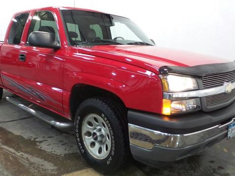 2005 Chevrolet Silverado 1500 Work Truck in Victoria, MN