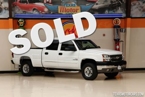 2005 Chevrolet Silverado 2500HD LS in Addison