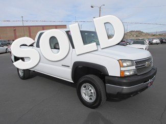 2005 Chevrolet Silverado 2500HD Work Truck 4x4 Kingman, Arizona