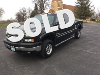 2005 Chevrolet Silverado 2500HD LT Lake Crystal, Minnesota