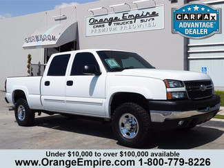 2005 Chevrolet Silverado 2500HD LS Orange, CA