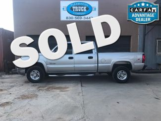 2005 Chevrolet Silverado 2500HD LS | Pleasanton, TX | Pleasanton Truck Company in Pleasanton TX