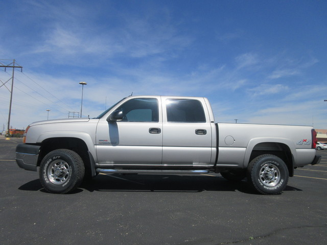 2005 Chevrolet Silverado 2500HD Crew Cab LT 4X4 Duramax  Fultons Used Cars Inc  in , Colorado