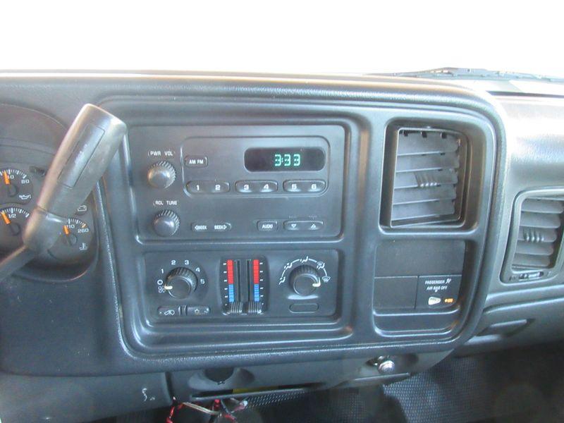 2005 Chevrolet Silverado 2500HD Utilty Truck  Fultons Used Cars Inc  in , Colorado