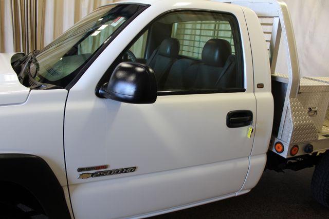 2005 Chevrolet Silverado 2500HD Work Truck Roscoe, Illinois 15
