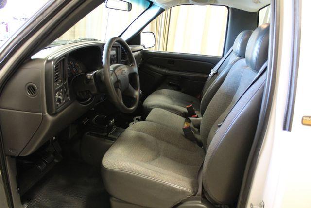 2005 Chevrolet Silverado 2500HD Work Truck Roscoe, Illinois 17