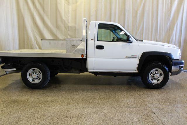 2005 Chevrolet Silverado 2500HD Work Truck Roscoe, Illinois 1