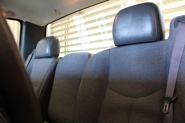 2005 Chevrolet Silverado 2500HD Work Truck Roscoe, Illinois 21