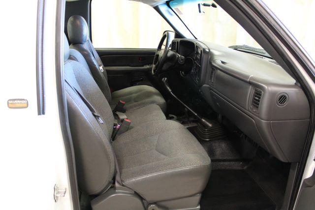 2005 Chevrolet Silverado 2500HD Work Truck Roscoe, Illinois 22