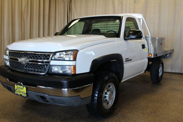 2005 Chevrolet Silverado 2500HD Work Truck Roscoe, Illinois 2