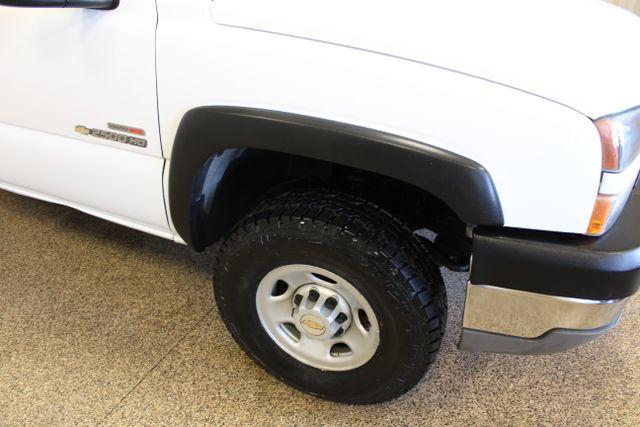 2005 Chevrolet Silverado 2500HD Work Truck Roscoe, Illinois 4