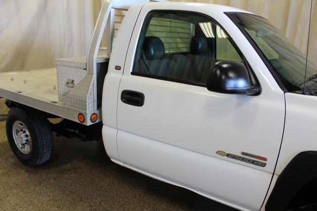 2005 Chevrolet Silverado 2500HD Work Truck Roscoe, Illinois 5
