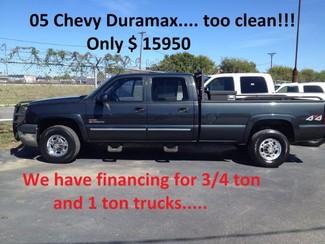 2005 Chevrolet Silverado 2500HD LT San Antonio, Texas