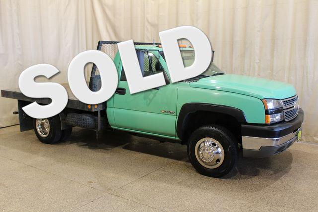 2005 Chevrolet Silverado 3500 Flat bed Roscoe, Illinois 0