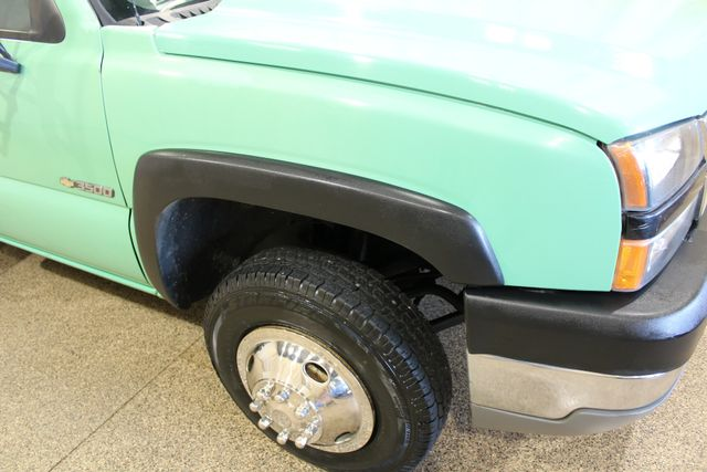 2005 Chevrolet Silverado 3500 Flat bed Roscoe, Illinois 6