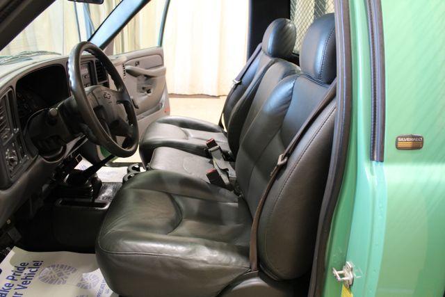 2005 Chevrolet Silverado 3500 Flat bed Roscoe, Illinois 16