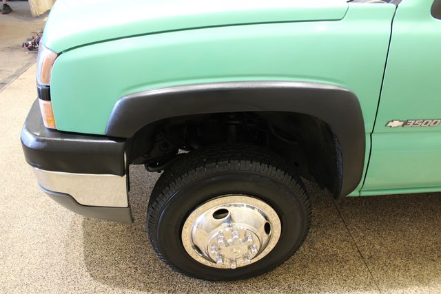 2005 Chevrolet Silverado 3500 Flat bed Roscoe, Illinois 4