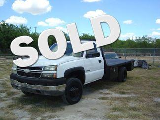 2005 Chevrolet Silverado 3500 WT San Antonio, Texas