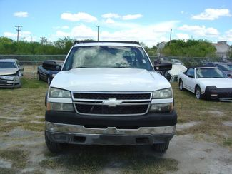 2005 Chevrolet Silverado 3500 WT San Antonio, Texas 1