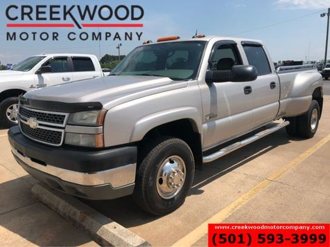 2005 Chevrolet Silverado 3500 LT 4x4 Diesel Dually Leather Heated Low Miles in Searcy, AR