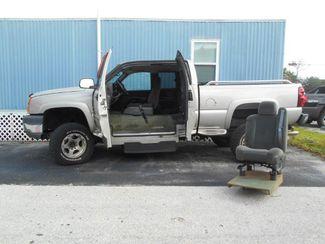 2005 Chevrolet Silverado Handicap Pickup Truck Pinellas Park, Florida
