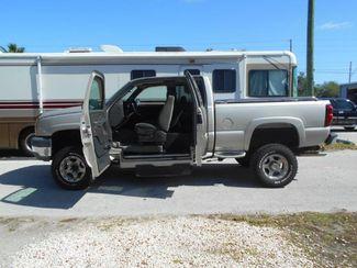 2005 Chevrolet Silverado Wheelchair Pickup Truck Pinellas Park, Florida 1