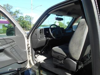 2005 Chevrolet Silverado Wheelchair Pickup Truck Pinellas Park, Florida 4