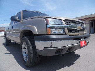 2005 Chevrolet SILVERADO K1500HD Missoula, Montana