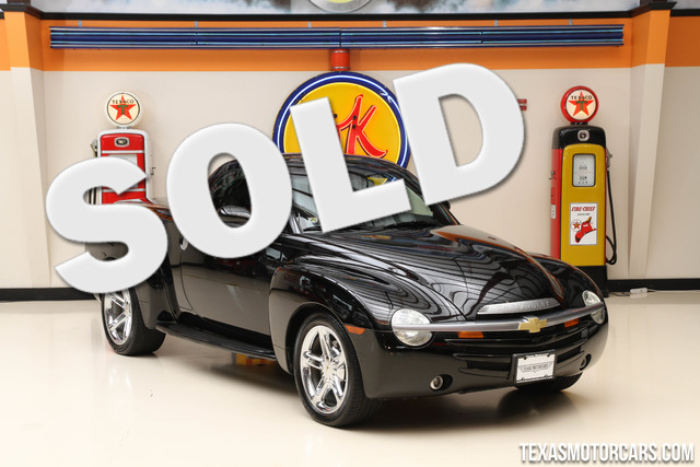 2005 Chevrolet SSR LS This 2005 Chevrolet SSR LS is in great shape with only 72 599 miles The SS