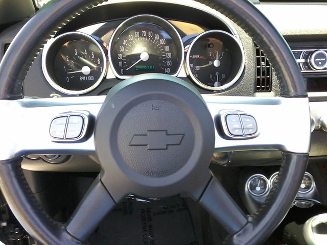 2005 Chevrolet SSR Convertible  1 of 1767 in this color made San Antonio, Texas 18