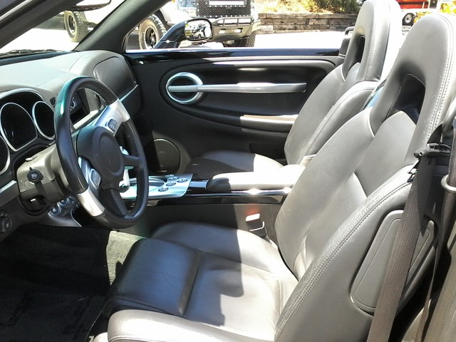 2005 Chevrolet SSR Convertible  1 of 1767 in this color made San Antonio, Texas 13
