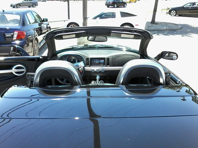 2005 Chevrolet SSR Convertible  1 of 1767 in this color made San Antonio, Texas 14