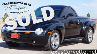 2005 Chevrolet SSR in Lubbock Texas
