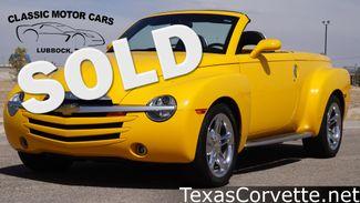 2005 Chevrolet SSR in Lubbock Texas