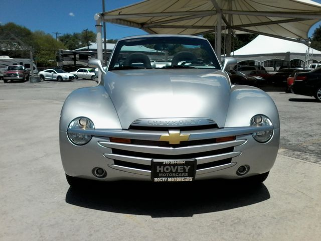 2005 Chevrolet SSR LS 1of 1,058 W/VXK PACKAGE San Antonio, Texas 2