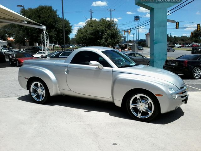 2005 Chevrolet SSR LS 1of 1,058 W/VXK PACKAGE San Antonio, Texas 12