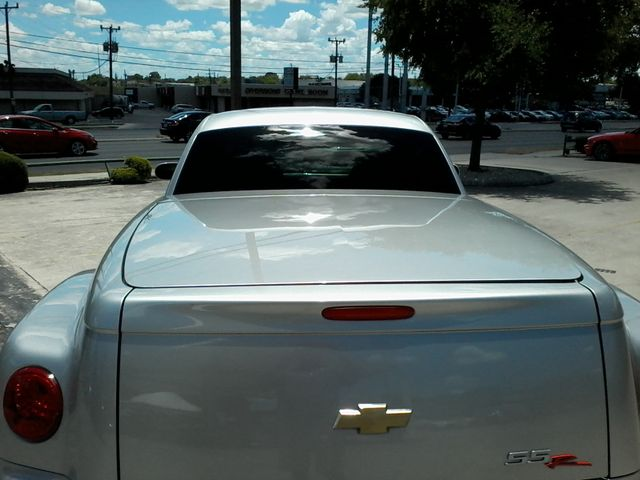 2005 Chevrolet SSR LS 1of 1,058 W/VXK PACKAGE San Antonio, Texas 11