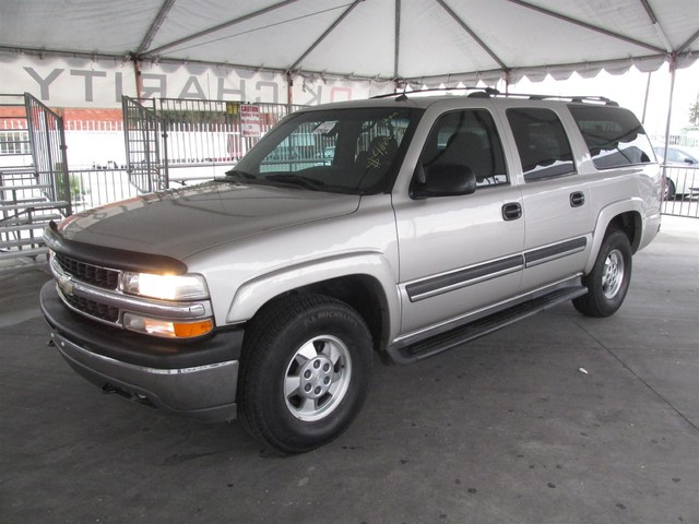 2005 Chevrolet Suburban LS This particular Vehicles true mileage is unknown TMU Please call or