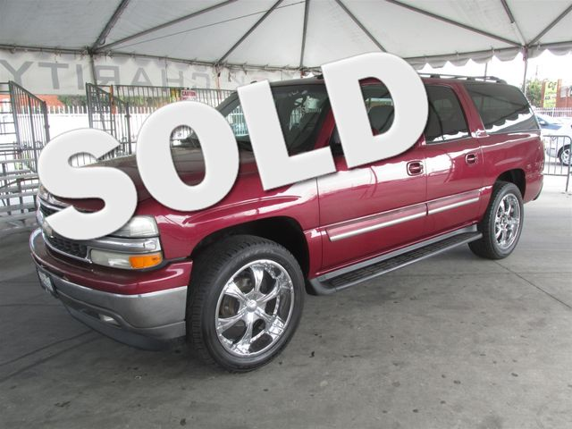 2005 Chevrolet Suburban LT This particular Vehicle comes with 3rd Row Seat Please call or e-mail