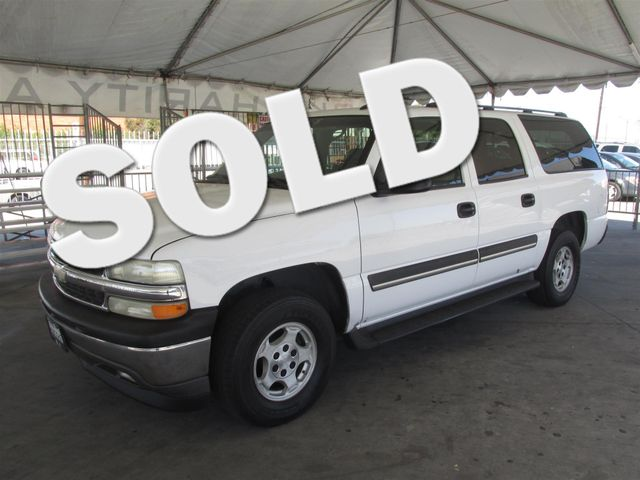2005 Chevrolet Suburban LS This particular Vehicle comes with 3rd Row Seat Please call or e-mail