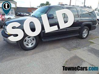 2005 Chevrolet Suburban LT   Medina, OH   Towne Auto Sales in ohio OH
