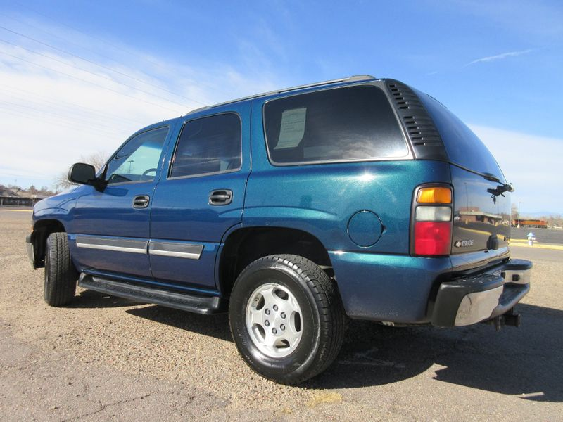 2005 Chevrolet Tahoe 4X4 LS  Fultons Used Cars Inc  in , Colorado