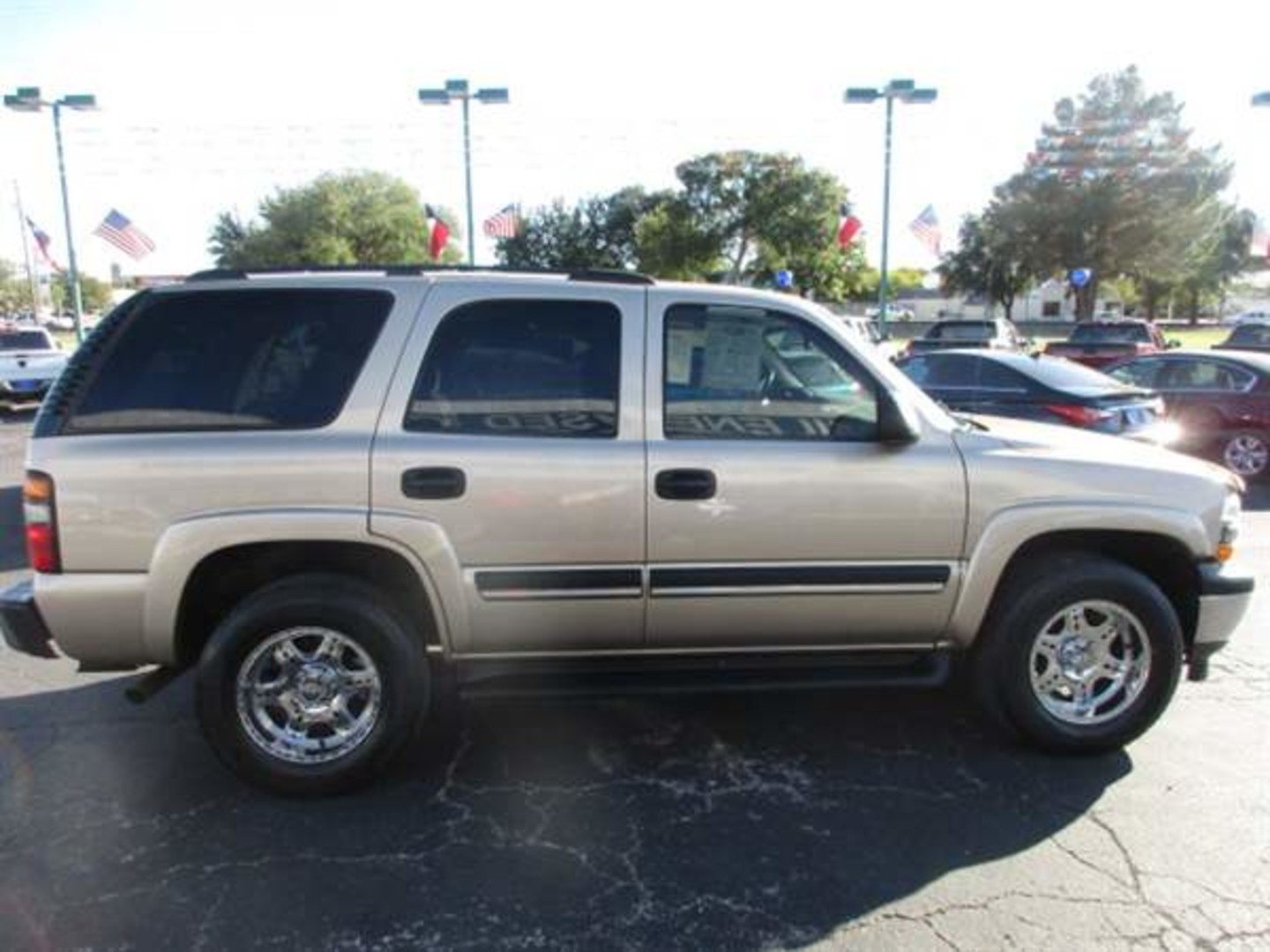 2005 chevrolet tahoe ls abilene tx abilene used car sales. Black Bedroom Furniture Sets. Home Design Ideas